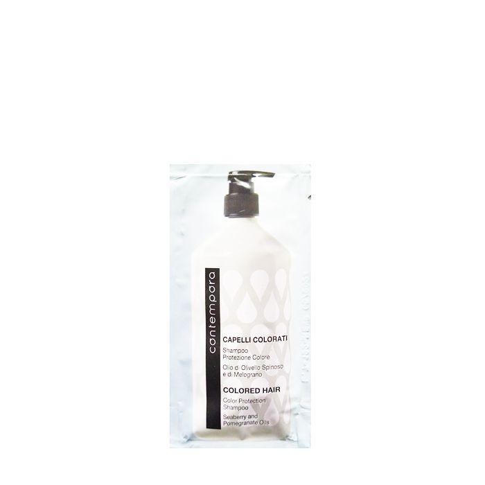 BAREX Шампунь для сохранения цвета, с маслом облепихи и маслом граната / CONTEMPORA 12 мл