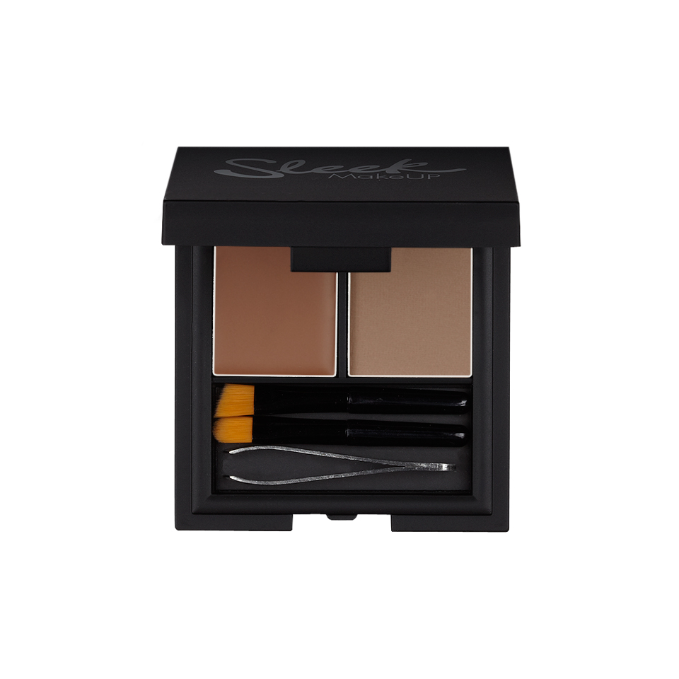 SLEEK MakeUP Набор для бровей Light / BROW KIT контур для бровей light sleek makeup