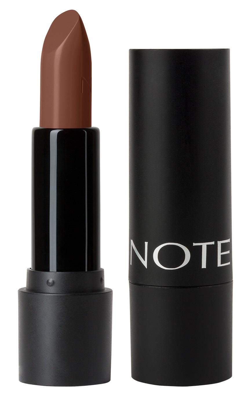 Купить NOTE COSMETICS Помада кремовая для губ 05 / Deep Impact Lipstick 4, 5 г