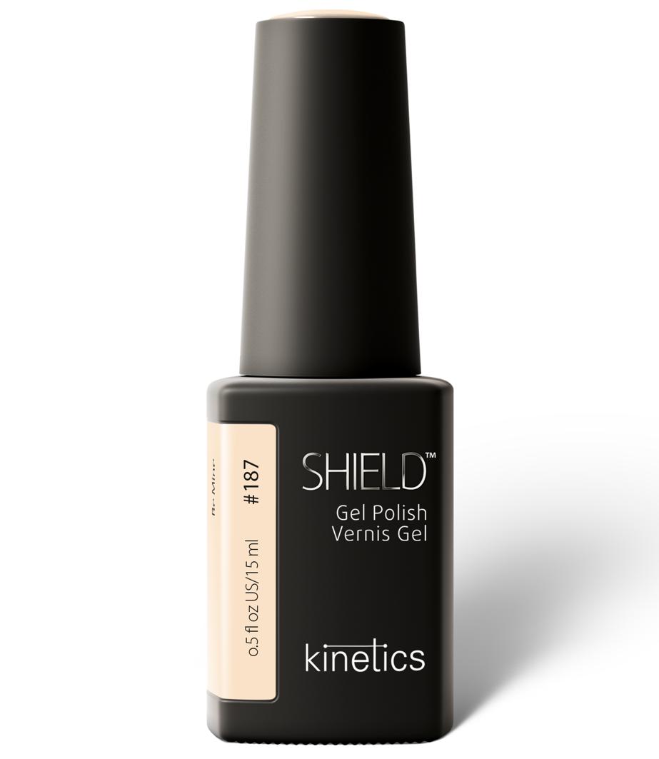 KINETICS 187N гель-лак для ногтей / SHIELD 15 мл