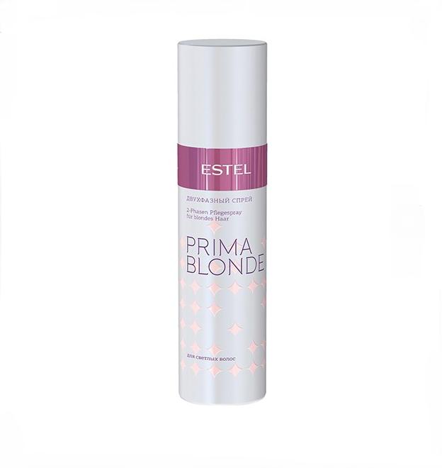 ESTEL PROFESSIONAL Спрей двухфазный для светлых волос / OTIUM Prima Blonde 200 мл