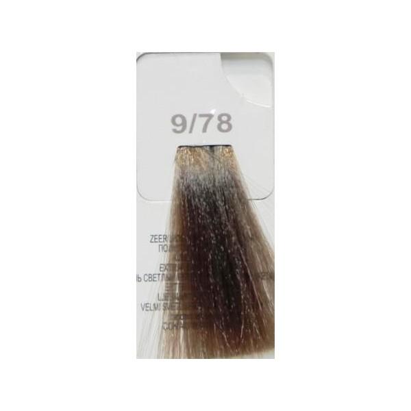 LISAP MILANO 9/78 краска для волос / LK ANTIAGE 100мл