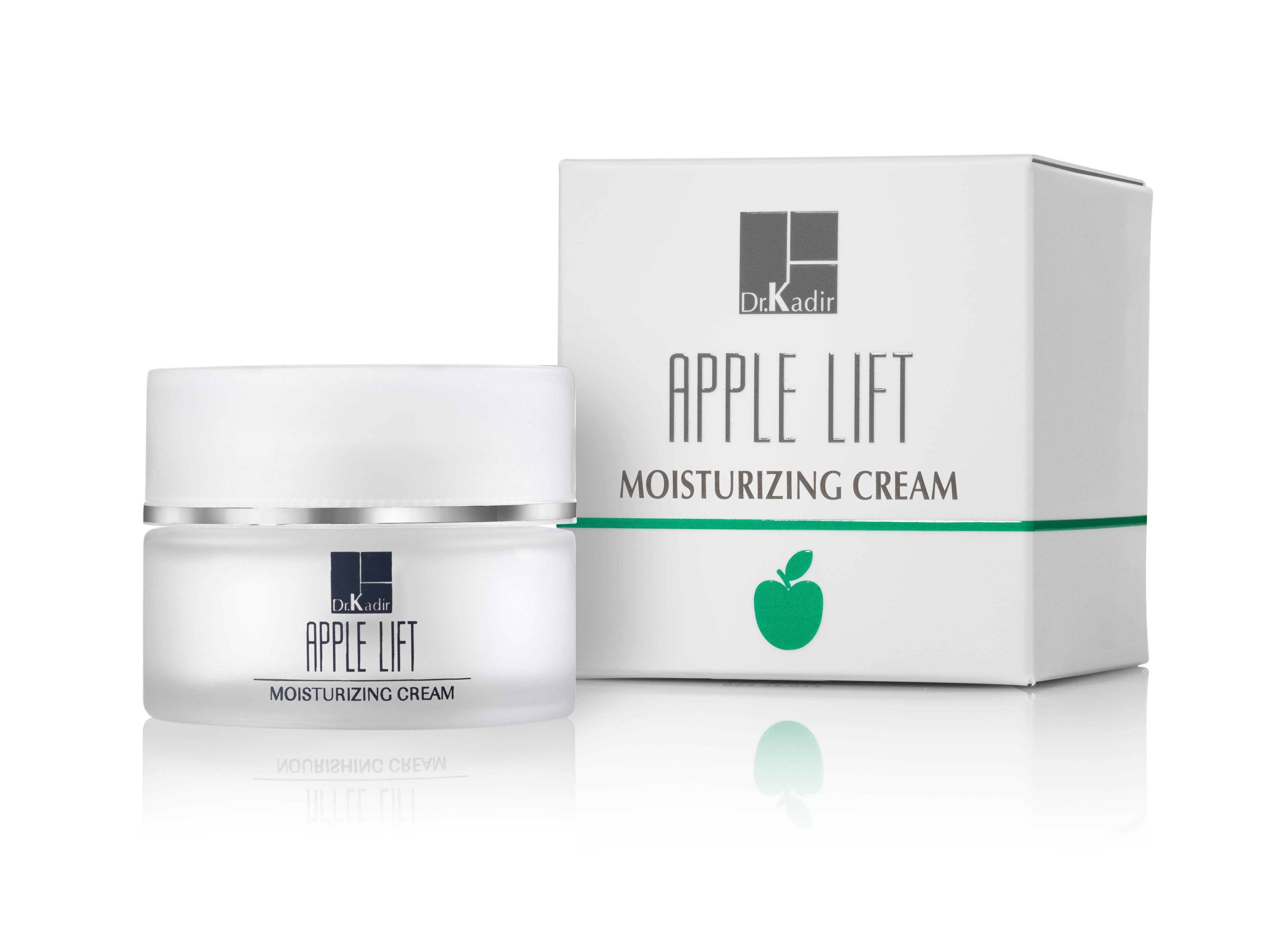 где купить DR KADIR Крем увлажняющий крем для нормальной/сухой кожи / Apple Lift home care 50мл по лучшей цене
