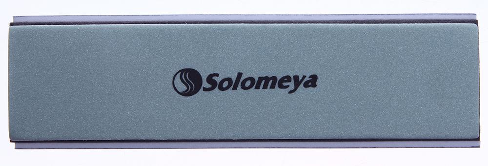 SOLOMEYA Блок полировщик для ногтей 4-х сторонний Блеск и Сияние / 4way Quick Shine Block