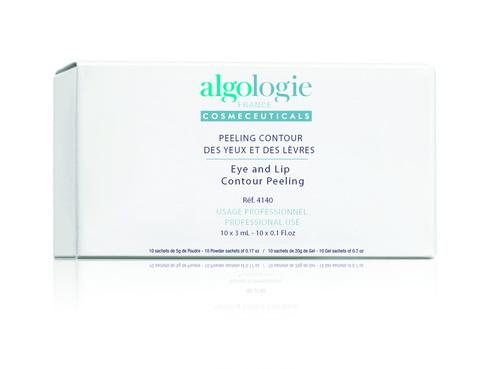 ALGOLOGIE Пилинг для контура глаз 10*3мл~Пилинги<br>Действие: Коррекция мимических морщин в области глаз и губ. Профилактика возрастных изменений. Может использоваться в качестве основного пилингового средства антивозрастного действия для гиперчувствительной тонкой кожи с признаками увядания и для профилактики возрастных изменений. Активные компоненты: гликолевая кислота 15,05%, молочная кислота 13,5%, аргирелин 2%.<br><br>Вид средства для лица: Антивозрастной<br>Назначение: Морщины