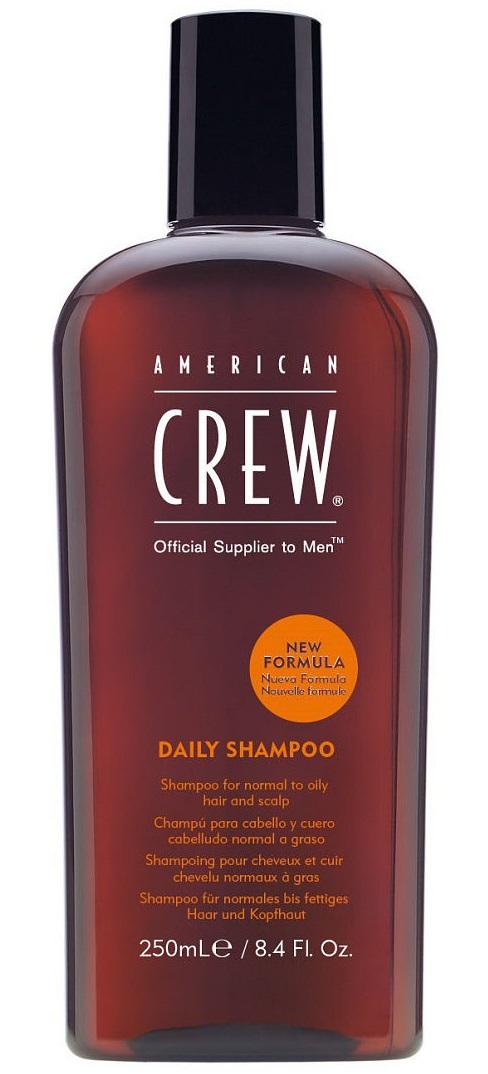 AMERICAN CREW Шампунь для ежедневного ухода за волосами, для мужчин / Daily Shampoo 250 мл
