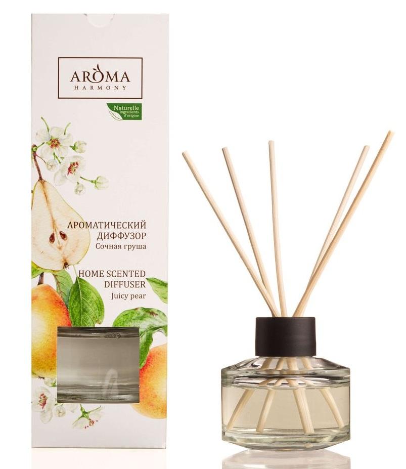 Купить AROMA HARMONY Диффузор ароматический Сочная груша 50 мл