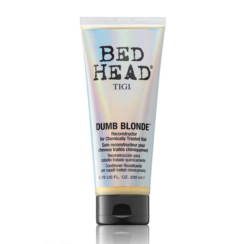 TIGI Кондиционер-маска для блондинок / BED HEAD Dumb Blonde 200 мл