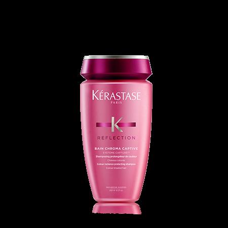KERASTASE Шампунь-ванна бессульфатный для сохранения цвета окрашенных волос / ХРОМАКАПТИВ 250 мл
