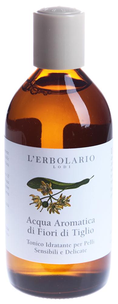 LERBOLARIO Тоник ароматизированный Липовый цвет 200 мл