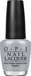 OPI Лак для ногтей NL- Cement the Deal / Fifty Shades of Grey - A 15млЛаки<br>Cement the Deal Скрепить сделку - светло-серый.<br><br>Цвет: Серые<br>Виды лака: Глянцевые