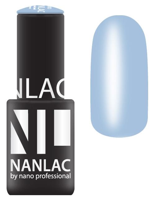 Купить NANO PROFESSIONAL 2099 гель-лак для ногтей, пояс Венеры / NANLAC 6 мл, Синие
