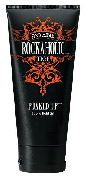 TIGI Гель сильной фиксации для волос / ROCKAHOLIC PUNKED UP 200 мл - Гели