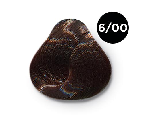Купить OLLIN PROFESSIONAL 6/00 краска для волос, темно-русый глубокий / OLLIN COLOR 100 мл, Темно-русый