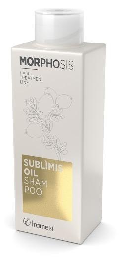 Купить FRAMESI Шампунь на основе арганового масла для волос / MORPHOSIS SUBLIMIS OIL SHAMPOO 250 мл
