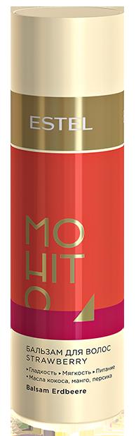 ESTEL PROFESSIONAL Бальзам для волос Клубника / MOHITO 200 мл