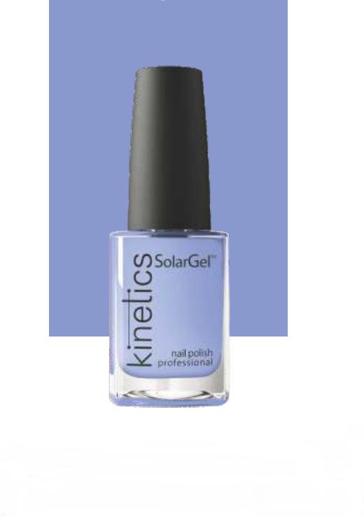 KINETICS 385 лак профессиональный для ногтей / SolarGel Polish 15 мл комплект накладок на евроцилиндр archie genesis cl 20g cl s cold