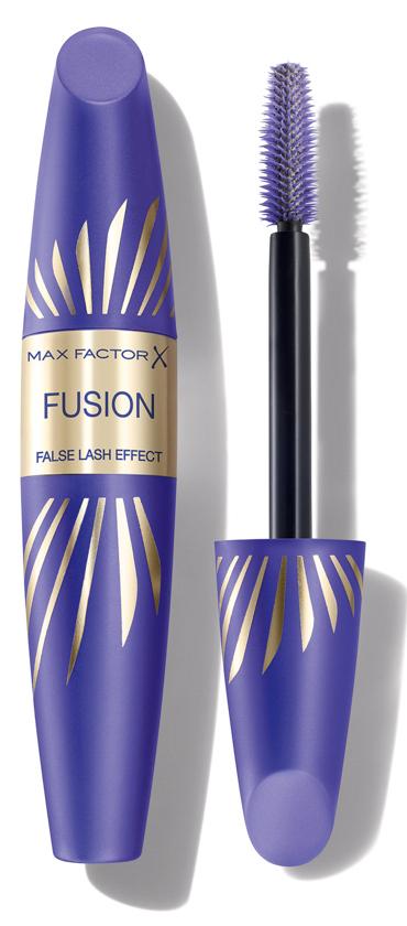 MAX FACTOR Тушь с эффектом накладных ресниц / False Lash Effect Fusion Black brown