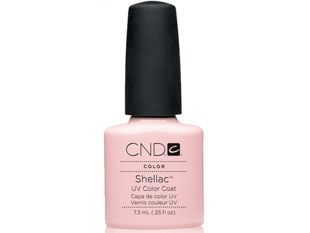 "CND 023 �������� ������� ""Clearly Pink"" / SHELLAC 7,3��"