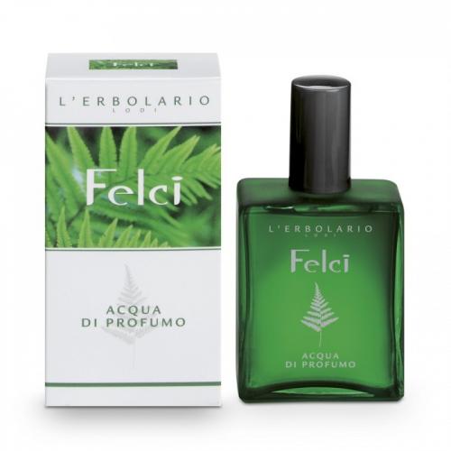 LERBOLARIO Вода парфюмированная Папоротник 50 мл