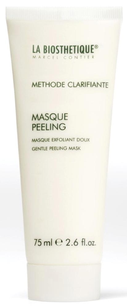 LA BIOSTHETIQUE Маска-эксфолиант глубоко очищающая кожу, для всех типов кожи, включая чувствительную / Masque Peeling 75 мл