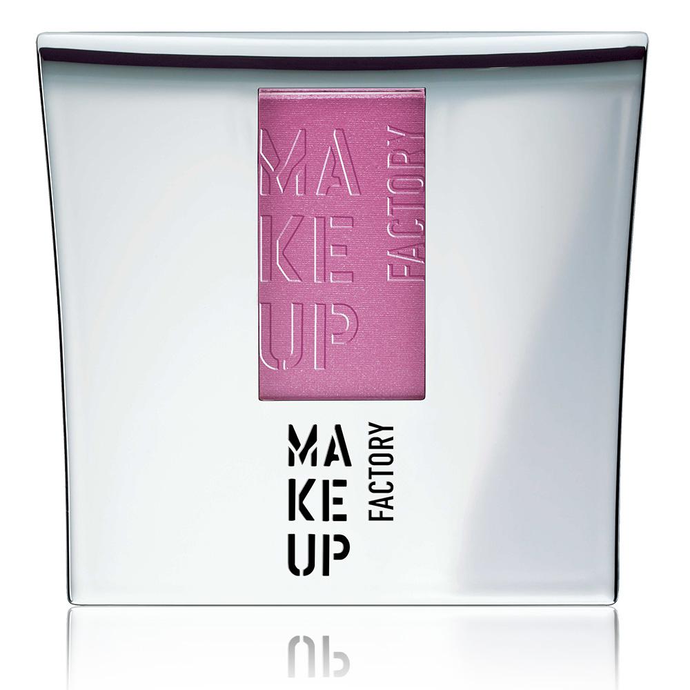 MAKE UP FACTORY Румянакомпактные шелковистые, 04 розовый аллюр / Blusher 6 г