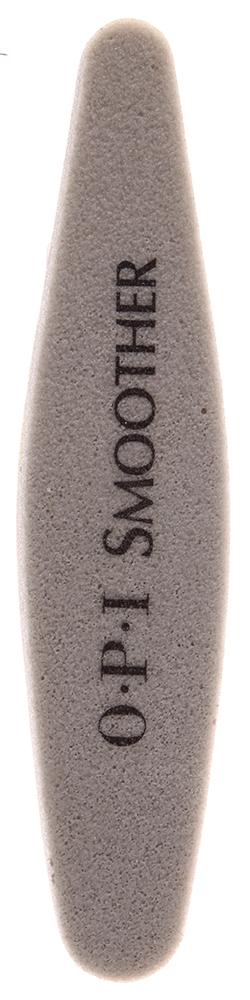 OPI Пилка сглаживающая толстая абразив 400 / Smoother Phat FileПилки для ногтей<br>Абразив 250. Удаляет царапины и выравнивает поверхность всех искусственных ногтей. Phat Pack Nail Files - трио из<br>
