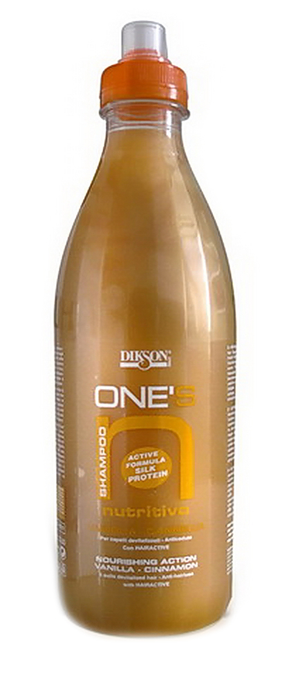 DIKSON Шампунь против выпадения волос / ONE S SAMPOO NUTRITIVO 1000мл