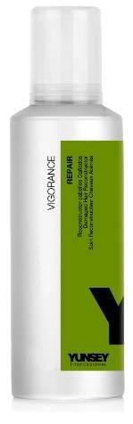 YUNSEY PROFESSIONAL Средство косметическое для поврежденных волос  REPAIR  / DAMAGED HAIR RECONSTRUCTOR 200 mlОсобые средства<br>Питает и восстанавливает волосы, придавая им блеск и мягкость. Возвращает волосам здоровый вид и природную красоту. Активные ингредиенты: Содержит масла Жожоба и зародышей пшеницы способствующие питанию волос, восстановлению и поддержанию липидного слоя, генерирующего цвет и текстуру. Способ применения:&amp;nbsp; несколькими нажатиями нанесите средство по всей длине влажных или сухих волос, особенно на середину и кончики. Не смывайте.<br><br>Объем: 200 мл