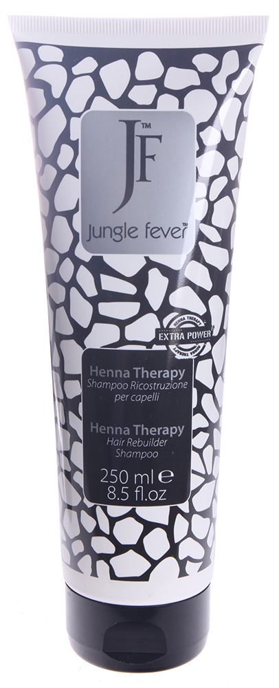 JUNGLE FEVER ������� ����������������� / Hair Rebuilder Shampoo HENNA THERAPY 250��