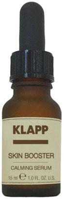 Купить KLAPP Сыворотка успокаивающая для лица / SKIN BOOSTER 15 мл