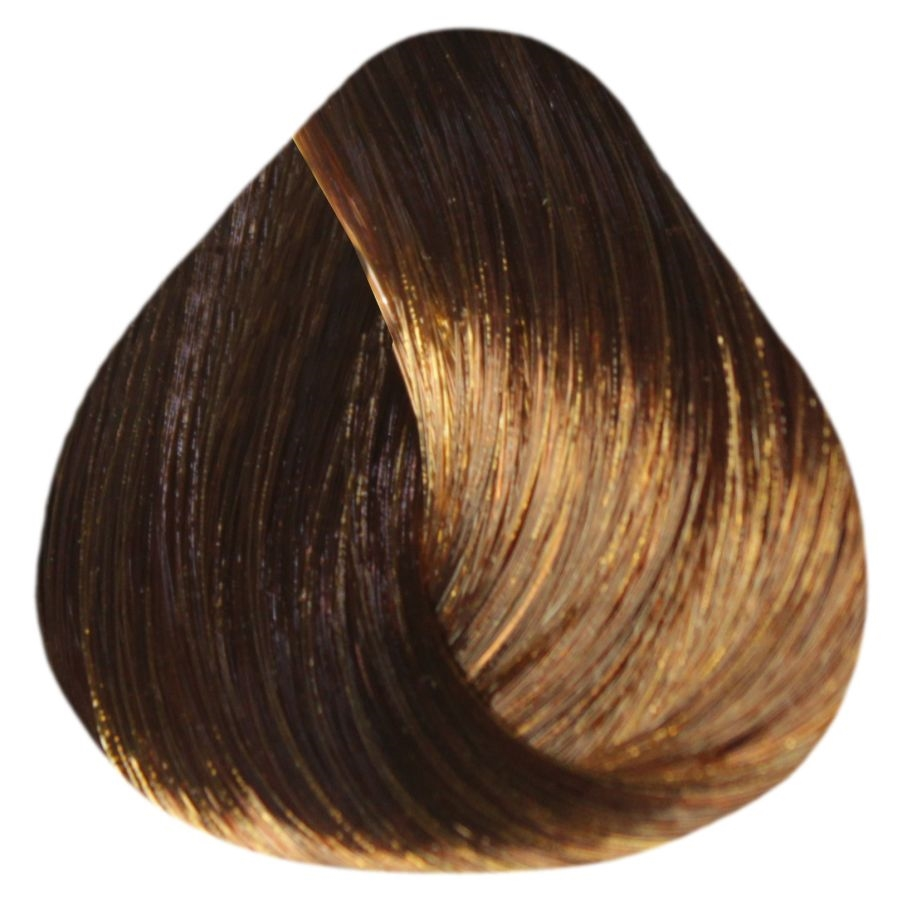 ESTEL PROFESSIONAL 6/74 краска д/волос / DE LUXE SENSE 60млКраски<br>6/74 темно-русый коричнево-медный Разнообразие палитры оттенков SENSE DE LUXE позволяет играть и варьировать цветом, усиливая естественную красоту волос, создавать яркие оттенки. Волосы приобретут великолепный блеск, мягкость и шелковистость. Новые возможности для мастера, истинное наслаждение для вашего клиента. Полуперманентная крем-краска для волос не содержит аммиак. Окрашивает волосы тон в тон. Придает глубину натуральному цвету волос, насыщает их блеском и сиянием. Выравнивает цвет волос по всей длине. Легко смешивается, обладает мягкой, эластичной консистенцией и приятным запахом, экономична в использовании. Масло авокадо, пантенол и экстракт оливы обеспечивают глубокое питание и увлажнение, кератиновый комплекс восстанавливает структуру и природную эластичность волос, сохраняет естественный гидробаланс кожи головы. Палитра цветов: 68 тонов. Цифровое обозначение тонов в палитре: Х/хх   первая цифра   уровень глубины тона х/Хх   вторая цифра   основной цветовой нюанс х/хХ   третья цифра   дополнительный цветовой нюанс Рекомендуемый расход крем-краски для волос средней густоты и длиной до 15 см   60 г (туба). Способ применения: ОКРАШИВАНИЕ Рекомендуемые соотношения Для темных оттенков 1-7 уровней и тонов EXTRA RED: 1 часть крем-краски SENSE DE LUXE + 2 части 3% оксигента DE LUXE Для светлых оттенков 8-10 уровней: 1 часть крем-краски ESTEL SENSE DE LUXE + 2 части 1,5% активатора DE LUXE. КОРРЕКТОРЫ /CORRECTOR/ 0/00N   /Нейтральный/ бесцветный безамиачный крем. Применяется для получения промежуточных оттенков по цветовому ряду. 0/66, 0/55, 0/44, 0/33, 0/22, 0/11   цветные корректоры. С помощью цветных корректоров можно усилить яркость, интенсивность цвета, или нейтрализовать нежелательный цветовой нюанс. Рекомендуемое количество корректоров: 1 г = 2 см На 30 г крем-краски (оттенки основной палитры): 10/Х   1-2 см 9/Х   2-3 см 8/Х   3-4 см 7/Х   4-5 см 6/Х   5-6 см 5/Х   6-7 см 4/Х   7-8 см 3/Х  