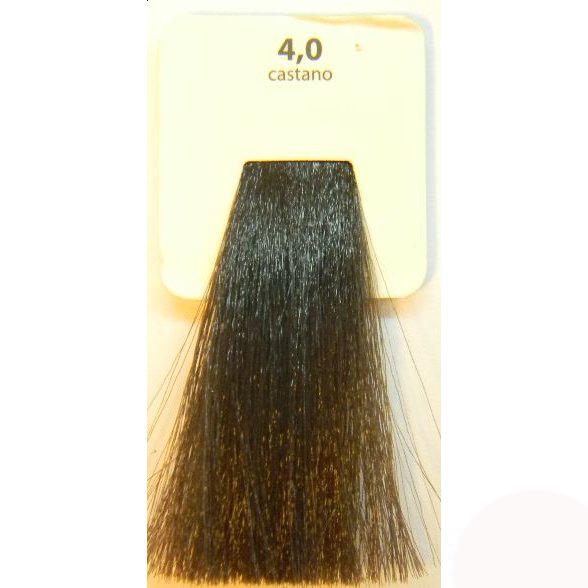 KAARAL 4.0 краска для волос / Sense COLOURS 100млКраски<br>4.0   Каштановый Перманентные красители. Классический перманентный краситель бизнес класса. Обладает высокой покрывающей способностью. Содержит алоэ вера, оказывающее мощное увлажняющее действие, кокосовое масло для дополнительной защиты волос и кожи головы от агрессивного воздействия химических агентов красителя и провитамин В5 для поддержания внутренней структуры волоса. При соблюдении правильной технологии окрашивания гарантировано 100% окрашивание седых волос. Палитра включает 93 классических оттенка. Способ применения: Приготовление: смешивается с окислителем OXI Plus 6, 10, 20, 30 или 40 Vol в пропорции 1:1 (60 г красителя + 60 г окислителя). Суперосветляющие оттенки смешиваются с окислителями OXI Plus 40 Vol в пропорции 1:2. Для тонирования волос краситель используется с окислителем OXI Plus 6Vol в различных пропорциях в зависимости от желаемого результата. Нанесение: провести тест на чувствительность. Для предотвращения окрашивания кожи при работе с темными оттенками перед нанесением красителя обработать краевую линию роста волос защитным кремом Вaco. ПЕРВИЧНОЕ ОКРАШИВАНИЕ Нанести краситель сначала по длине волос и на кончики, отступив 1-2 см от прикорневой части волос, затем нанести состав на прикорневую часть. ВТОРИЧНОЕ ОКРАШИВАНИЕ Нанести состав сначала на прикорневую часть волос. Затем для обновления цвета ранее окрашенных волос нанести безаммиачный краситель Easy Soft. Время выдержки: 35 минут. Корректоры Sense. Используются для коррекции цвета, усиления яркости оттенков, создания новых цветовых нюансов, а также для нейтрализации нежелательных оттенков по законам хроматического круга. Содержат аммиак и могут использоваться самостоятельно. Оттенки: T-AG - серебристо-серый, T-M - фиолетовый, T-B - синий, T-RO - красный, T-D - золотистый, 0.00 - нейтральный. Способ применения: для усиления или коррекции цвета волос от 2 до 6 уровней цвета корректоры добавляются в краситель по Правилу пятнадцати: от