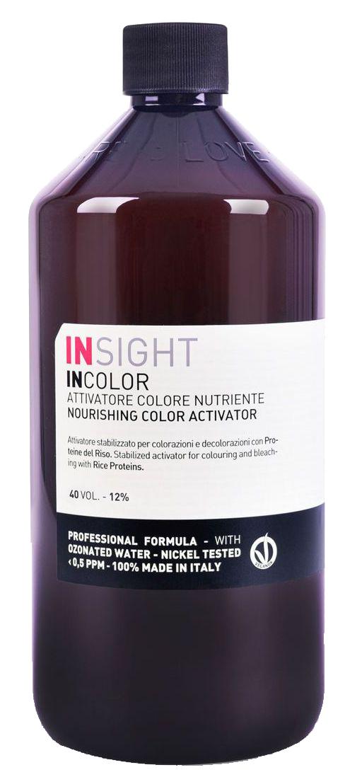 Купить INSIGHT Активатор протеиновый 12% / INCOLOR 900 мл