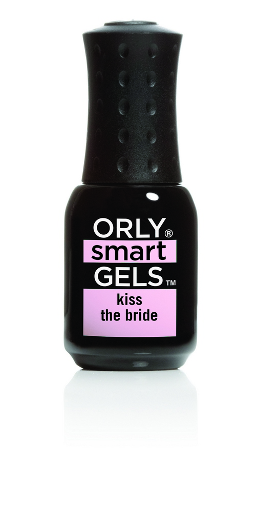ORLY Гель-лак 16 Kiss The Bride / SMARTGELS 5,3мл bride of the water god v 3