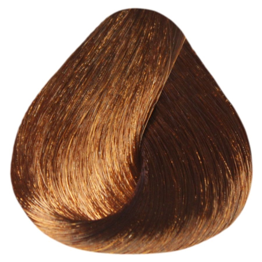 ESTEL PROFESSIONAL 6/43 краска д/волос / DE LUXE SENSE 60млКраски<br>6/43 темно-русый медно-золотистый Разнообразие палитры оттенков SENSE DE LUXE позволяет играть и варьировать цветом, усиливая естественную красоту волос, создавать яркие оттенки. Волосы приобретут великолепный блеск, мягкость и шелковистость. Новые возможности для мастера, истинное наслаждение для вашего клиента. Полуперманентная крем-краска для волос не содержит аммиак. Окрашивает волосы тон в тон. Придает глубину натуральному цвету волос, насыщает их блеском и сиянием. Выравнивает цвет волос по всей длине. Легко смешивается, обладает мягкой, эластичной консистенцией и приятным запахом, экономична в использовании. Масло авокадо, пантенол и экстракт оливы обеспечивают глубокое питание и увлажнение, кератиновый комплекс восстанавливает структуру и природную эластичность волос, сохраняет естественный гидробаланс кожи головы. Палитра цветов: 68 тонов. Цифровое обозначение тонов в палитре: Х/хх   первая цифра   уровень глубины тона х/Хх   вторая цифра   основной цветовой нюанс х/хХ   третья цифра   дополнительный цветовой нюанс Рекомендуемый расход крем-краски для волос средней густоты и длиной до 15 см   60 г (туба). Способ применения: ОКРАШИВАНИЕ Рекомендуемые соотношения Для темных оттенков 1-7 уровней и тонов EXTRA RED: 1 часть крем-краски SENSE DE LUXE + 2 части 3% оксигента DE LUXE Для светлых оттенков 8-10 уровней: 1 часть крем-краски ESTEL SENSE DE LUXE + 2 части 1,5% активатора DE LUXE. КОРРЕКТОРЫ /CORRECTOR/ 0/00N   /Нейтральный/ бесцветный безамиачный крем. Применяется для получения промежуточных оттенков по цветовому ряду. 0/66, 0/55, 0/44, 0/33, 0/22, 0/11   цветные корректоры. С помощью цветных корректоров можно усилить яркость, интенсивность цвета, или нейтрализовать нежелательный цветовой нюанс. Рекомендуемое количество корректоров: 1 г = 2 см На 30 г крем-краски (оттенки основной палитры): 10/Х   1-2 см 9/Х   2-3 см 8/Х   3-4 см 7/Х   4-5 см 6/Х   5-6 см 5/Х   6-7 см 4/Х   7-8 см 3/Х  