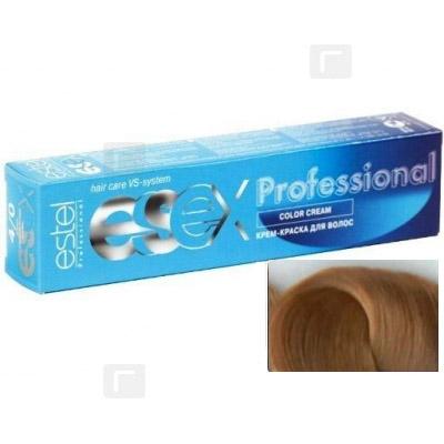 ESTEL PROFESSIONAL 8/37 краска д/волос / ESSEX 60млКраски<br>Светло-русый золотисто-коричневый.  Estel ESSEX Стойкая крем краска для волос. Предназначена для стойкого окрашивания и интенсивного тонирования. Молекулярная система K&amp;amp;Es + современные формулы + передовые ингредиенты. Обеспечивает превосходный цвет, великолепную стойкость, 100% закрашивание седины. Система Vivant System + экстракты из семян гуараны и зеленого чая + кератиновый комплекс, защита волос во время окрашивания, эластичность, увлажнение и блеск. Продуманная палитра + легкость нанесения + идеальное смешивание тонов между собой,удобство применения, решение творческих задач. Обеспечивает яркие, насыщенные цвета, великолепный блеск волос. Легко наносится на волосы благодаря нежной консистенции. Активные ингредиенты: Система Vivant System, экстракт семян гуараны, экстракт зеленого чая, кератиновый комплекс. Способ применения: Смешивается с оксигентами ESSEX 3%, 6%, 9%, 12% в соотношении 1:1 и с активатором ESSEX 1,5% в соотношении 1:2.<br><br>Вид средства для волос: Стойкая