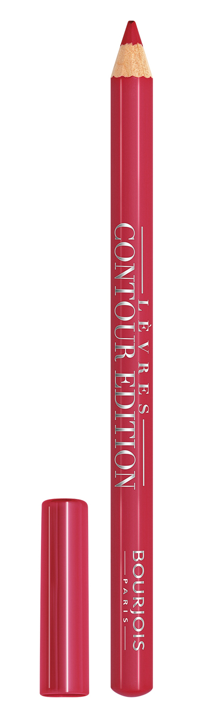 BOURJOIS Карандаш контурный для губ 04 / Levres Contour Edition chaud comme la fraise - Карандаши