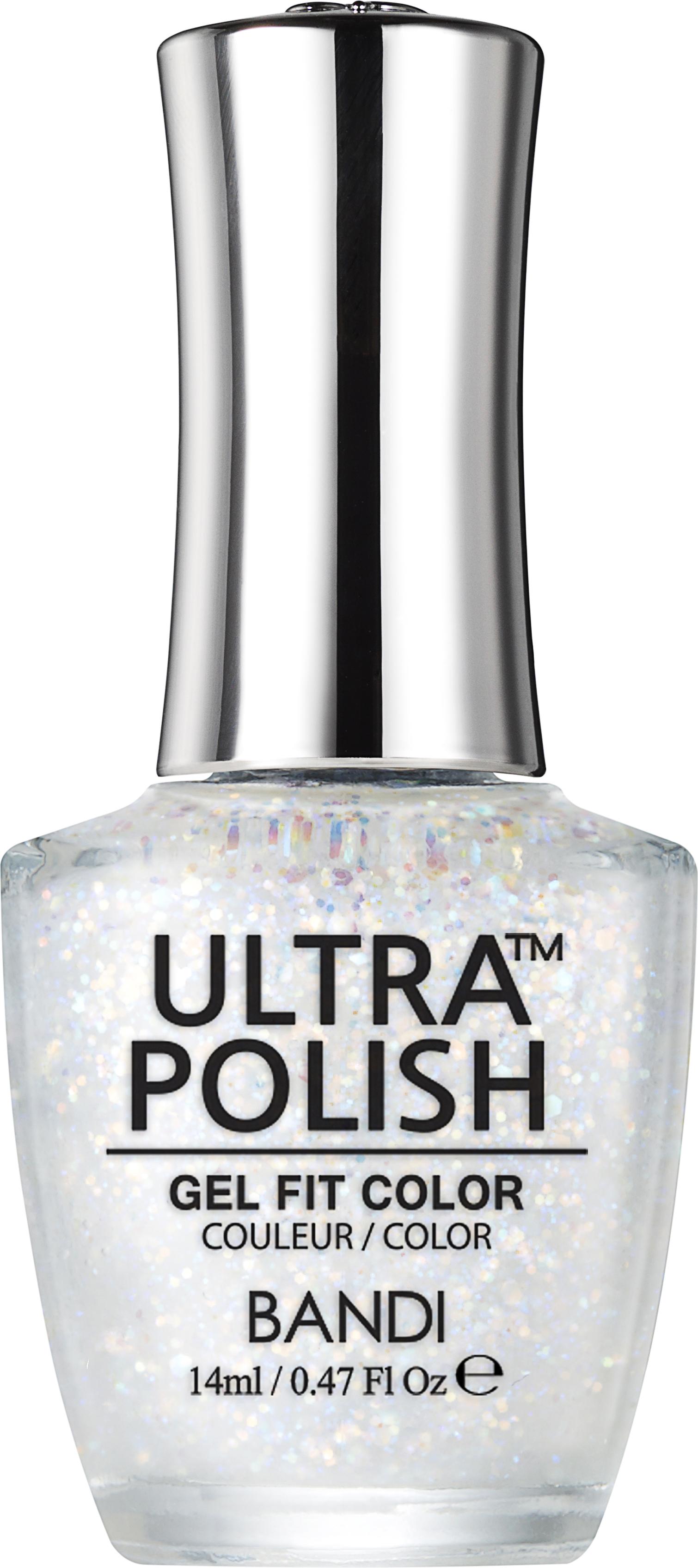 Купить BANDI UP804 ультра-покрытие долговременное цветное для ногтей / ULTRA POLISH GEL FIT COLOR 14 мл, Белые