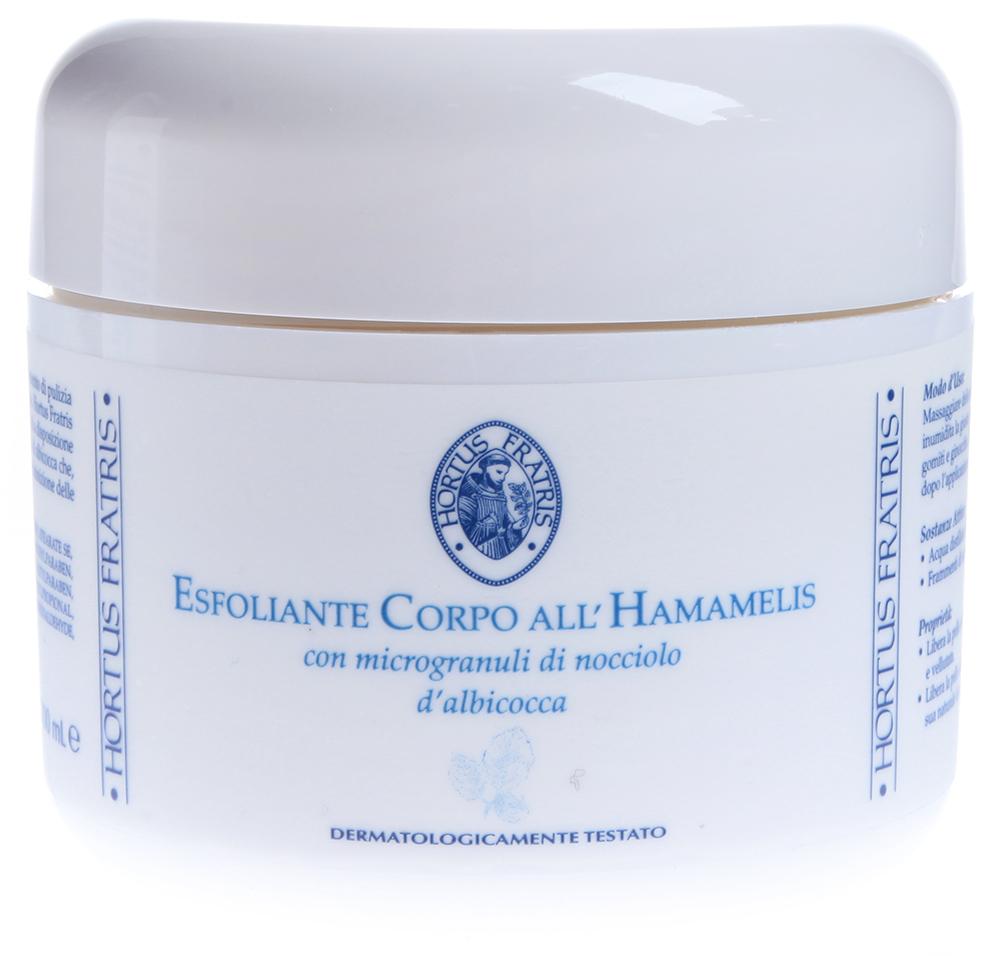 HORTUS FRATRIS ����� ��� ���� / ESFOLIANTE CORPO all'HAMAMELIS V 200��