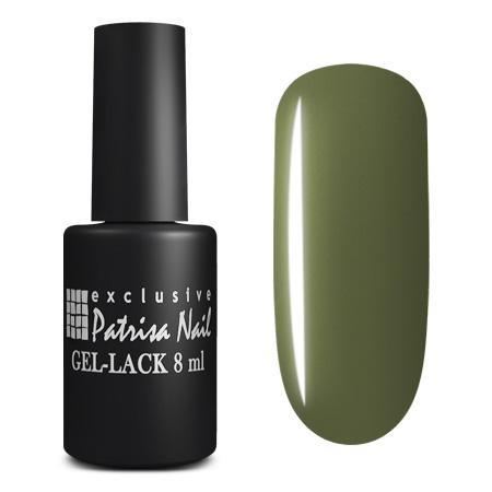 Купить PATRISA NAIL 178 гель-лак для ногтей, глубокие темные оттенки / Axios Gel 8 мл, Зеленые
