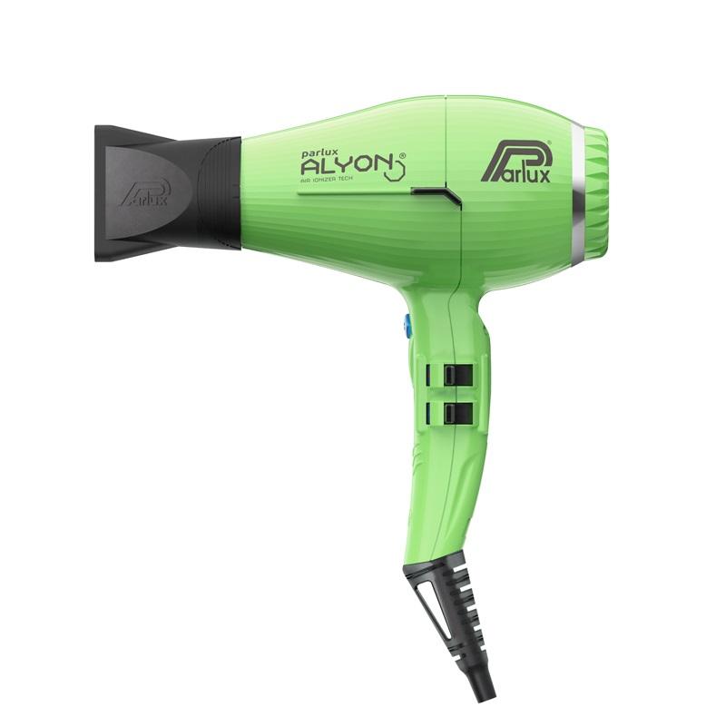 Купить PARLUX Фен Alyon Ionic зеленый, 2 насадки 2250 Вт