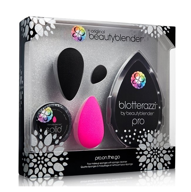 BEAUTYBLENDER Набор Beautyblender pro on the go набор косметический pro on the go