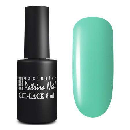 Купить PATRISA NAIL 131 гель-лак для ногтей / Pina Colada 8 мл, Зеленые