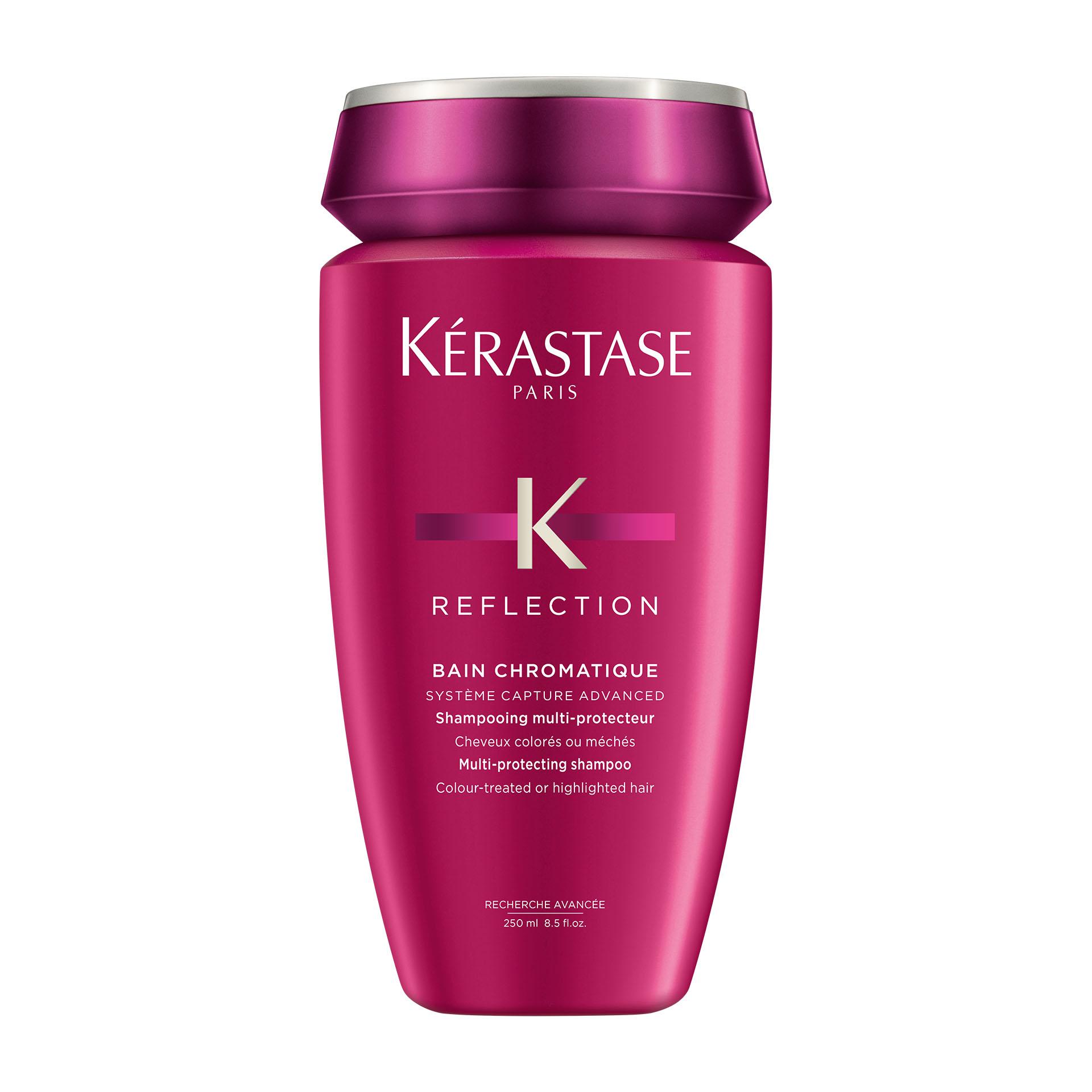 KERASTASE Шампунь-ванна для защиты цвета окрашенных волос Хроматик / РЕФЛЕКСЬОН 250мл kerastase kerastase шампунь ванна для защиты цвета окрашенных волос reflection chromatique e2267800 1000 мл