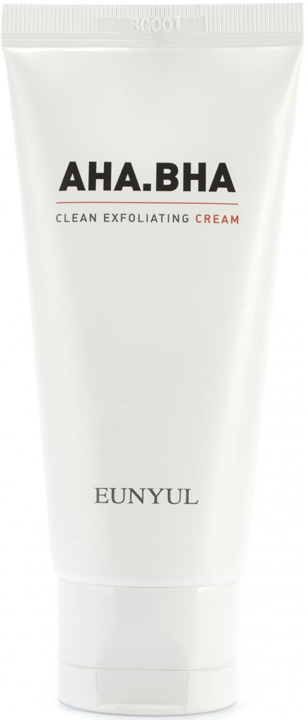 Купить EUNYUL Крем обновляющий с AHA и BHA кислотами для чистой кожи 50 г