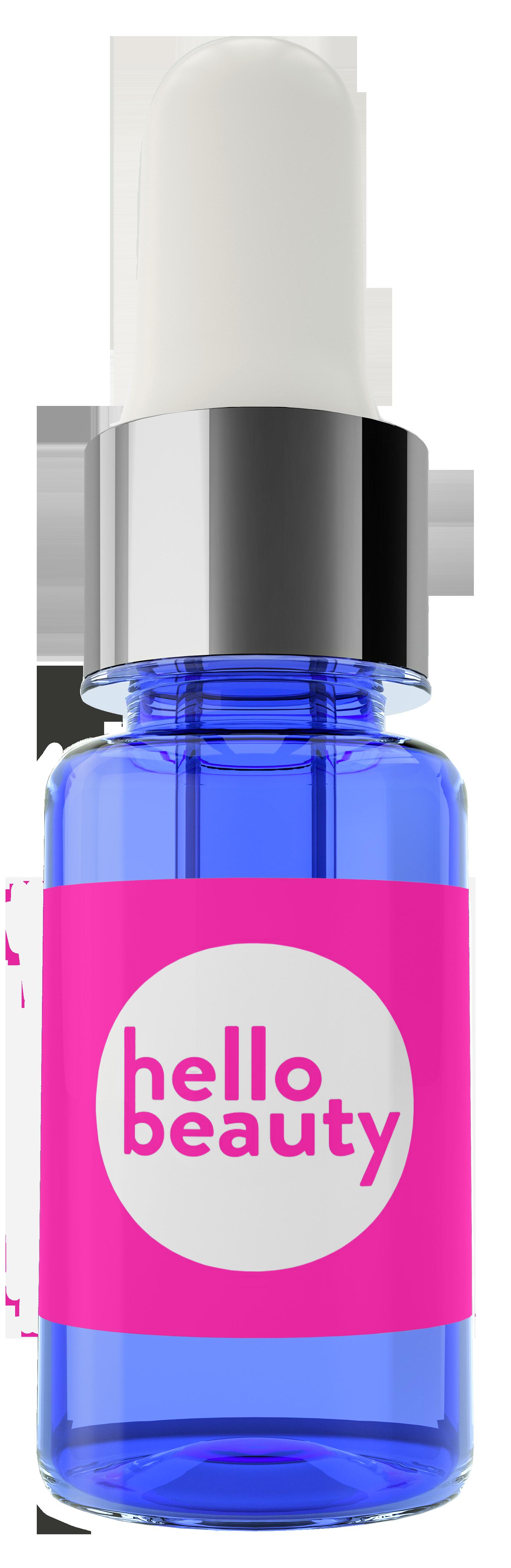 Купить HELLO BEAUTY Сыворотка омолаживающая с экстрактом красного клевера, уменьшает глубину морщин и придает коже гладкость 10 мл