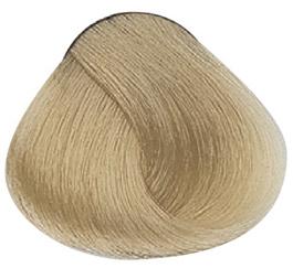 YELLOW 10.1 крем-краска перманентная для волос, экстрасветлый блондин пепельный / YE COLOR 100 мл  - Купить