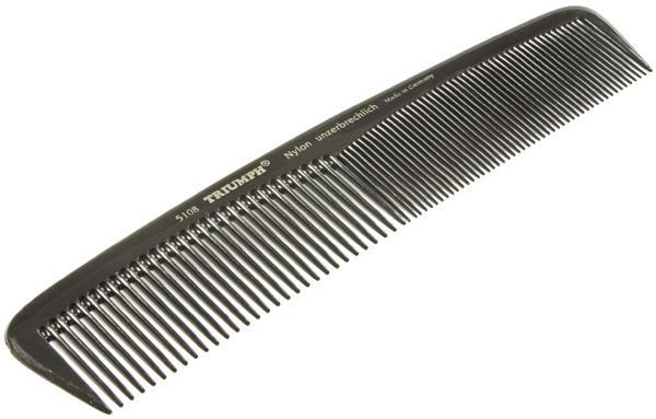 TRIUMPH Расческа TR нейлон. комбин. женскаяРасчески<br>Расческа нейлоновая TRIUMPH Nylon (190 мм.).<br>