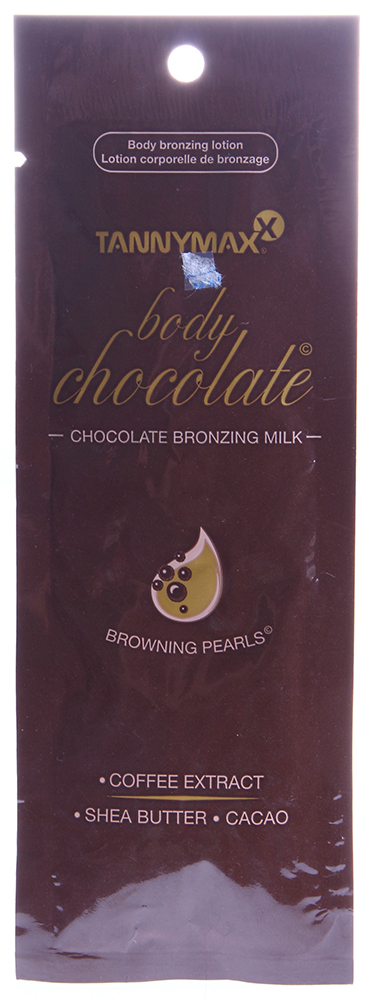 TANNYMAXX Молочко с бронзатором для загара / Bronzing Milk BODY CHOCOLATE 15мл